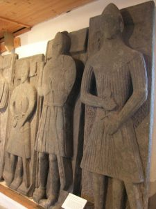 West Highland Grave Slabs of Warriors