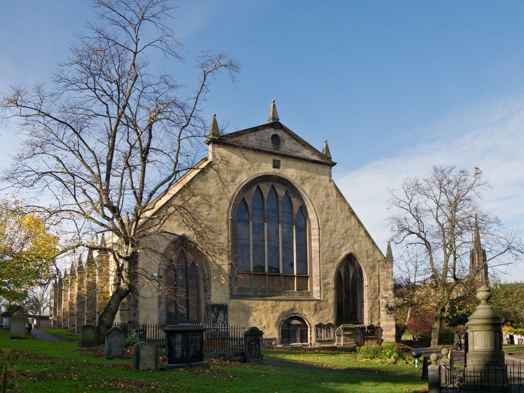 Greyfriars Church Edinburgh