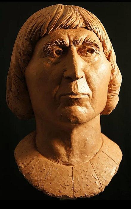 Bust of King Robert Bruce